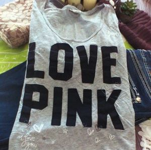Victoria secret PINK LADIES T-SHIRT